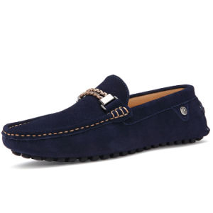 Driving Shoes Casual Fashion Wear-Resistant Non Slip Men Shoe (AK1586) pictures & photos