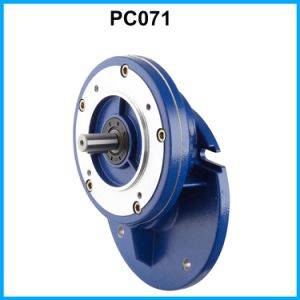 Helical Gearbox with Worm Gearbox Model PC pictures & photos