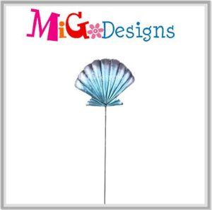 Ocean Collection Absorbing Shell Metal Garden Stake pictures & photos
