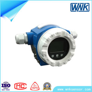 Explosion Proof Universal Input 4-20mA Hart Temperature Transmitter for Industrial Application pictures & photos