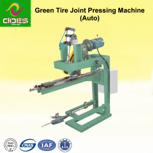 Auto Green Tire Joint Pressing Machine pictures & photos