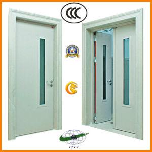 New Design and Hot Sale Steel Fireproof Door