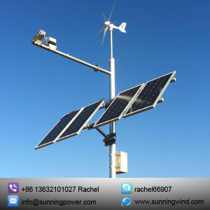 300W 12V 24V New off Grid DC Wind Power Generator (MINI) pictures & photos