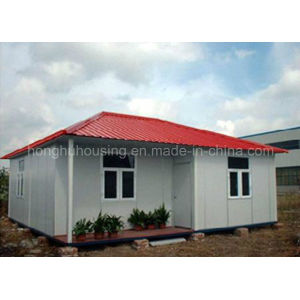 Modern Design Low Cost Housing/Prefabricated House pictures & photos