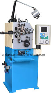 2 Axes Automatic CNC Wire Tapered Springs Machine pictures & photos