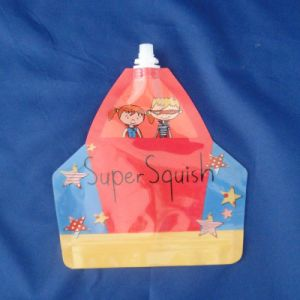 Food Packaging Plastic Stand up Bag with Pouch pictures & photos