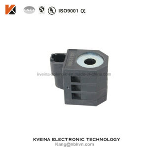 High Quality Excavator Parts R215-7 24V Solenoid Valve Coil pictures & photos