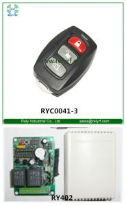 Universal Intelligent Remote Control Ryc0041-3 (with remote receiver RY402)