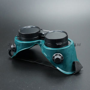 Welding Goggle 50mm Round Welding Lens (WG113) pictures & photos