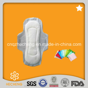 230mm Winged Super Absorbency Cotton Sanitary Napkin OEM Brand pictures & photos