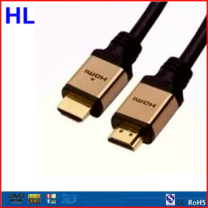 Metal Casing HDMI Cable with RoHS (SY123) pictures & photos
