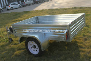 6X4 Box Trailer with Hot Dipped Galvanized