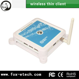 Faster CE 6.0 RAM128MB 64MB Flash WiFi Thin Client, Windows 7 Supported (FOX-380W) pictures & photos