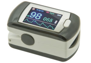 Mobile Pulse Oximeter of China Supplier pictures & photos