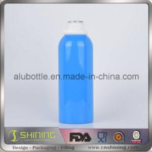 Aluminum Essential Oil Bottle with White Tamper Evident Cap pictures & photos