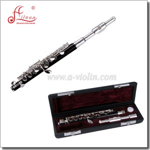 Silver Plated Head-Joint &Keys Standard Piccolo Flute pictures & photos