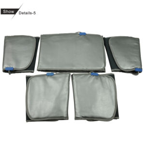 Safety 5 Heating Zones Portable Slimming Blanket (5Z) pictures & photos