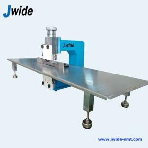 PCB V Cut Machine with Single or Double and Multi Cut pictures & photos