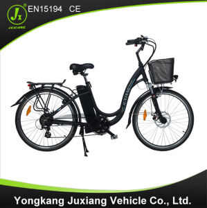 2016 Juxiang Hot Sale City E-Bike Tdf27z pictures & photos