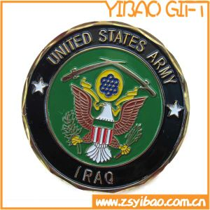 Souvenir Metal Eagle Coin for Us Army (YB-c-040) pictures & photos