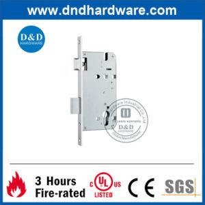 Euro Mortise Door Lock Body for Metal Doors (DDML019) pictures & photos