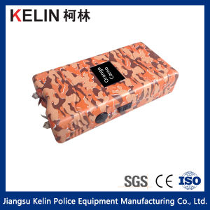 Stun Gun Orange Camo 800 Self Defense pictures & photos