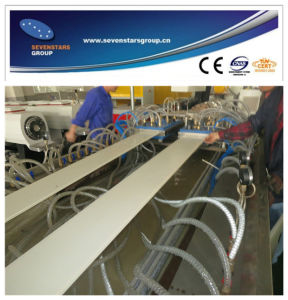 PVC Ceiling Profile Production Line with 10 Years Experience pictures & photos