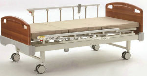 Medical Equipment Automatic Electric Turn-Over Hospital Bed for Family Ecom19 pictures & photos