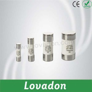 Hot Sale Cylindrical Cap Shape Fuse pictures & photos
