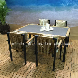 2016 New Design Dining Chair and Table Wicker Garden Furniture pictures & photos