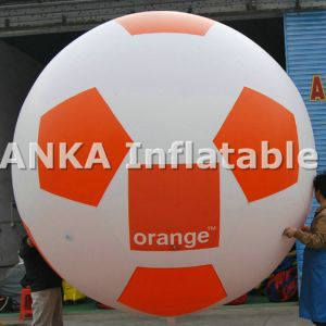 Inflatable Flying Helium Balloon Round Shape pictures & photos