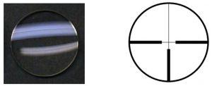 Vector Optics Whisper 6X40 Hunting Rifle Scope Gunsight with Mount Fit 12ga Shotgun Air Gun pictures & photos