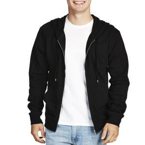 Hot Sale Plain Fashion Zipper up Hoodie for Men (ZS-6042) pictures & photos
