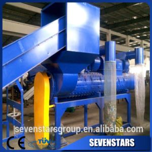 Waste Plastic Recycling Machine/Pet Bottle Recycling Line pictures & photos