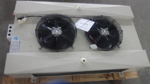 China Hot Sale Double Side Air Flow Air Cooler Evaporator pictures & photos