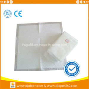 Disposable Hospital Absorbent Adult Underpad pictures & photos