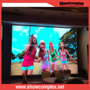 P6.25 HD Indoor LED Video Display Screen pictures & photos