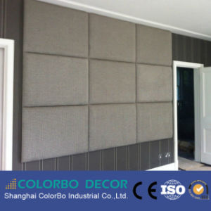 Eco Protection Fabric Acoustic Panel for Home Decoration pictures & photos