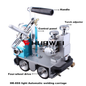 HK-8ss Good Quality Portable Automatic Welding Carriage pictures & photos
