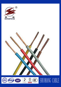 China Low Price Mm Rvv House Wiring Electrical Cable China - House wiring cable price