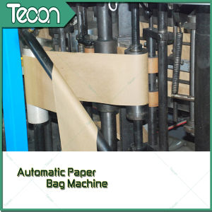 CE Certificate Kraft Paper Bag Making Machine pictures & photos