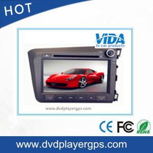 Special Car DVD Tow DIN for Honda 2012 Civic (Right Driving) pictures & photos