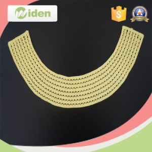 Embroidery Neck Design Collar Lace for Churidar Lace Textile pictures & photos