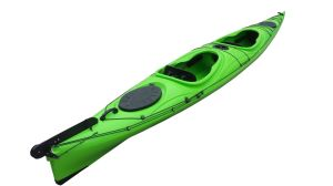 Purity Color PE Material Sea Kayak pictures & photos