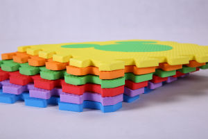Animal Eco Soft Foam Tile Interlocking EVA Mat Kids Play Puzzle EVA Floor Mats pictures & photos