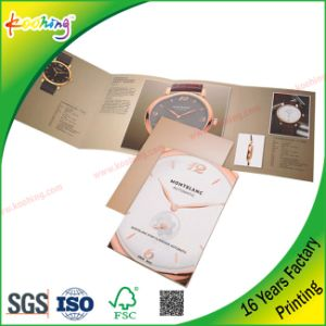 High Quality Customized Offset Printing Full Color Booklets and Brochure pictures & photos
