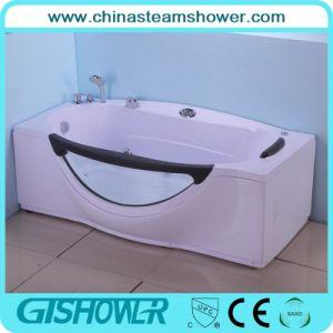 Modern Luxury Freestanding Whirlpool Massage Bathtub (KF-614) pictures & photos