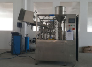 NF60A Automatic Tube Filling and Sealing Machine pictures & photos