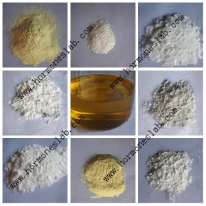 Raw Muscle Building Steroid Metandienone Powder CAS 72-63-9 Dianabol Cycles pictures & photos