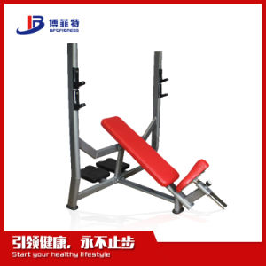 Olympic Flat Bench Power Rack Fitness (BFT-3030) pictures & photos